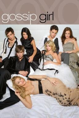 Gossip Girl: Season 2 keyart