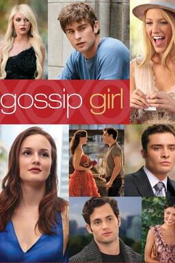 Gossip Girl: Season 4 keyart