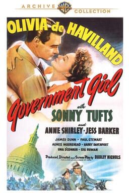 Government Girl keyart