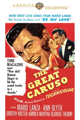 The Great Caruso keyart