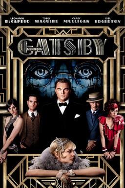 Great Gatsby keyart