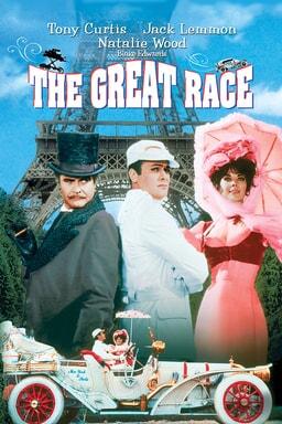 Great Race keyart