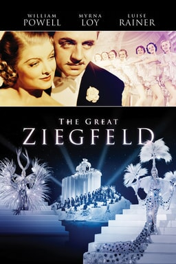 Great Ziegfeld keyart