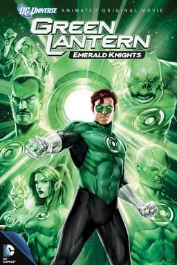 Green Lantern: Emerald Knights keyart