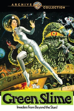The Green Slime keyart