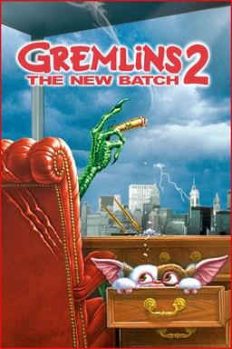Gremlins 2: New Batch keyart