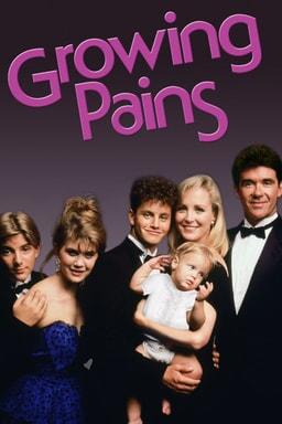 Growing Pains: Season 5 keyart