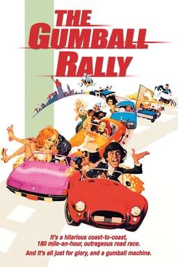 Gumball Rally keyart
