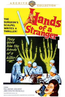 Hands of a Stranger keyart