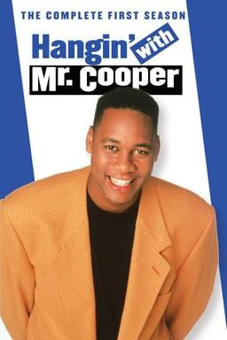 hangin' with mr. cooper season 1 poster