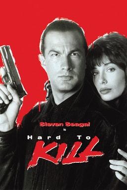 Hard to Kill keyart