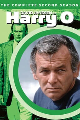 Harry O: Season 2 keyart