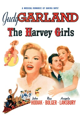 Harvey Girls keyart