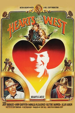 Hearts of the West keyart