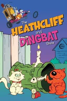 Heathcliff and Dingbat Show keyart