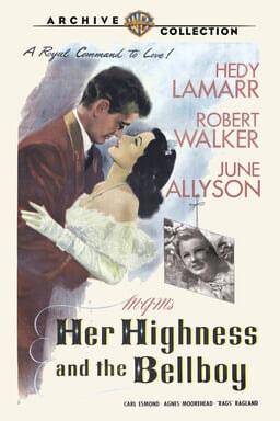 Her Highness and the Bellboy keyart