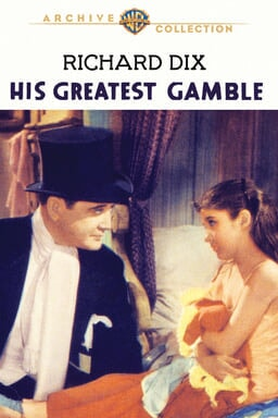 His Greatest Gamble keyart