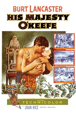 His Majesty Okeefe keyart