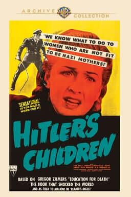 hitler's children keyart
