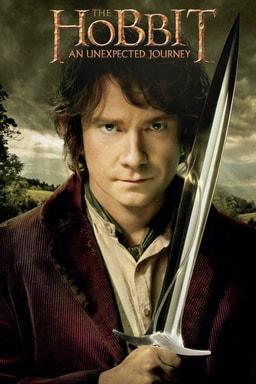 Hobbit: An Unexpected Journey keyart