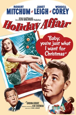 Holiday Affair keyart