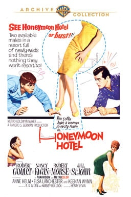 Honeymoon Hotel keyart