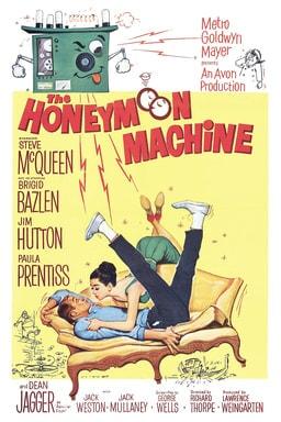 Honeymoon Machine keyart