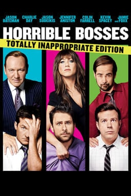 Horrible Bosses keyart