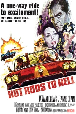 Hot Rods to Hell keyart