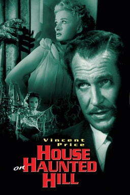 House on Haunted Hill 1959 keyart