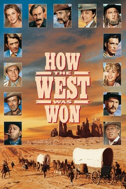 How the West Was Won keyart