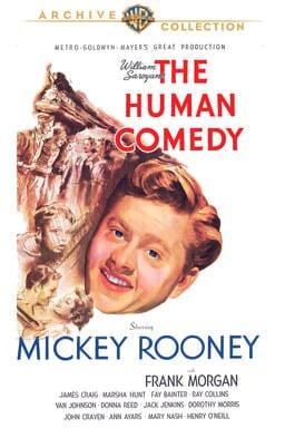 The Human Comedy keyart