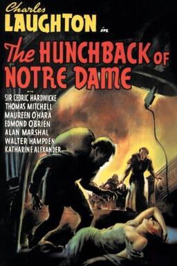 Hunchback of Notre Dame keyart