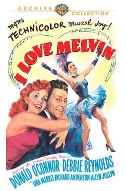 I Love Melvin keyart