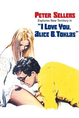 I Love You Alice B. Toklas keyart