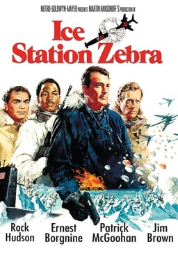 Ice Station Zebra keyart