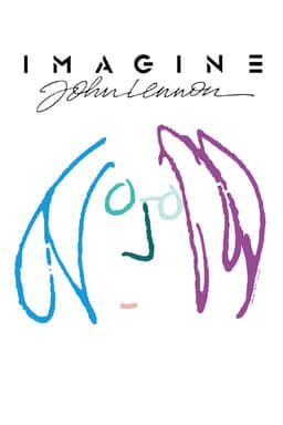 Imagine: John Lennon keyart