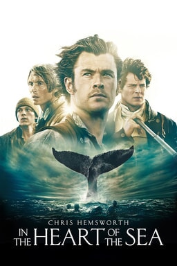 in the heart of the sea dd poster