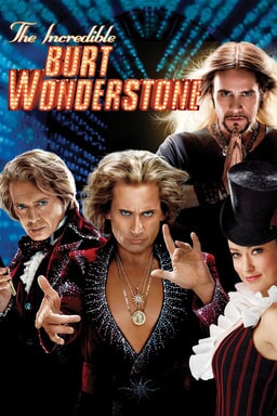 Incredible Burt Wonderstone keyart