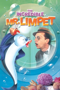 Incredible Mr. Limpet keyart
