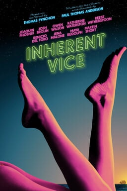 Inherent Vice keyart