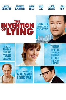 Invention of Lying keyart