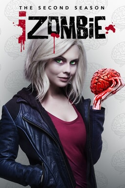 izombie season 2 available now on digital, blu-ray and dvd