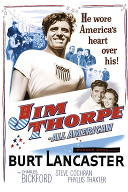 Jim Thorpe: All American keyart