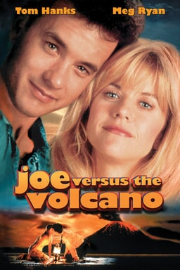 Joe Versus the Volcano keyart
