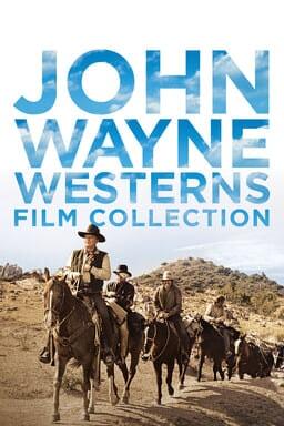 John Wayne Westerns Film Collection keyart