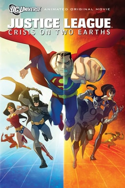 Justice League: Crisis on Two Earths keyart
