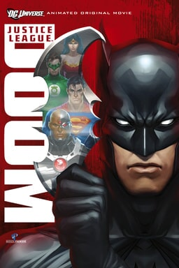 Justice League: Doom keyart