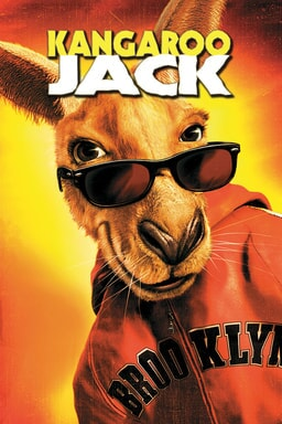 Kangaroo Jack keyart