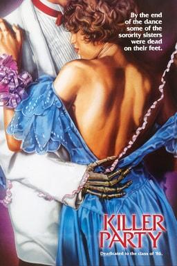 Killer Party keyart